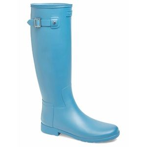 NEW IN BOX HUNTER Original Refined Rain Boots